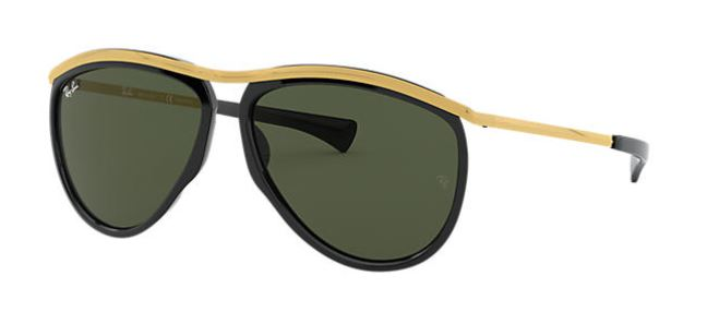 Ray-Ban Aviator Black 2219