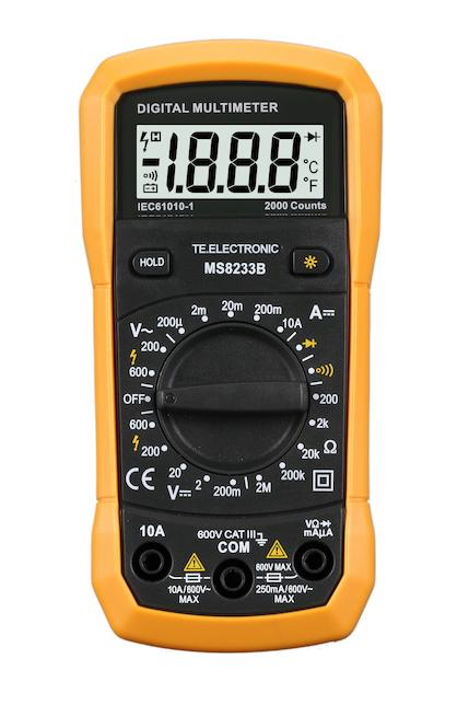 Multimeter MS8233B | Digital