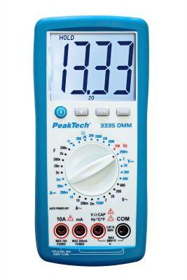 Multimeter PeakTech 3335 | Digital