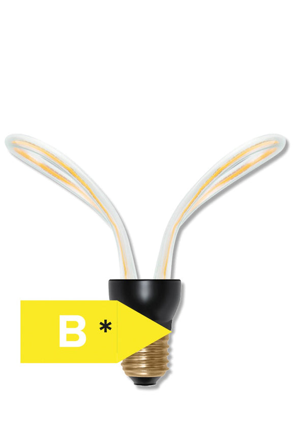 LED-E27 12W | Butterfly | 500lm | Filament | dimmbar | Segula