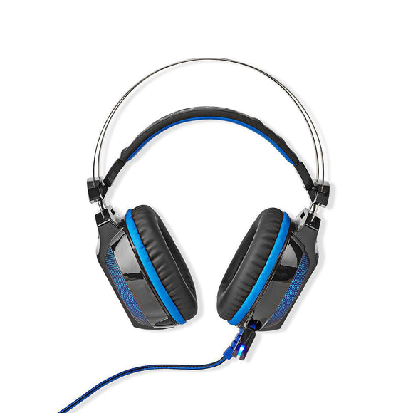 PC-Headset USB | 7.1 Virtual Surround | LED Light | Nedis Gaming