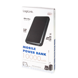 Powerbank 10Ah | LogiLink