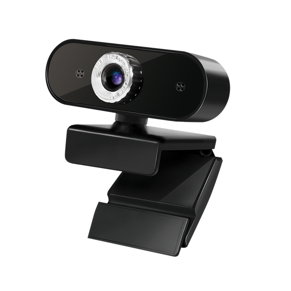 Webcam 1280x720p HD, 30 fps CMOS Sensor