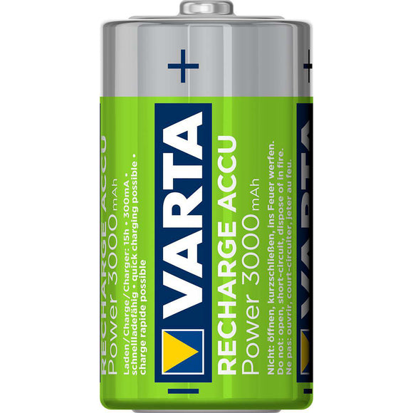 1.2V Baby 3000mAh | C | NiMH | Ready2Use | Varta