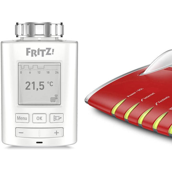 AVM FRITZ! Thermostat 301 Intelligenter Heizkörperregler