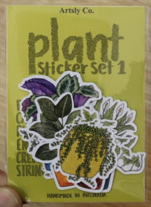 Plants Sticker Pack 1