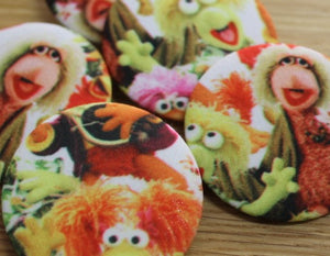 Fraggle Rock Badge