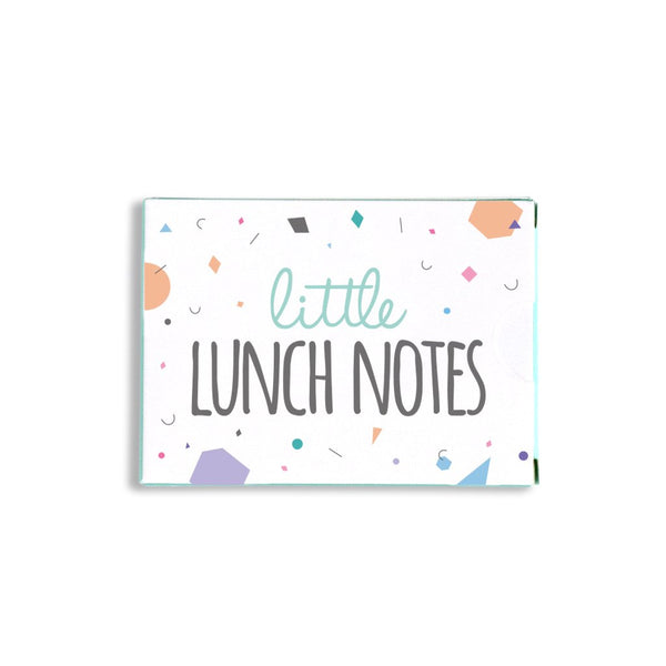 Sprout and Sparrow Little Lunch Notes
