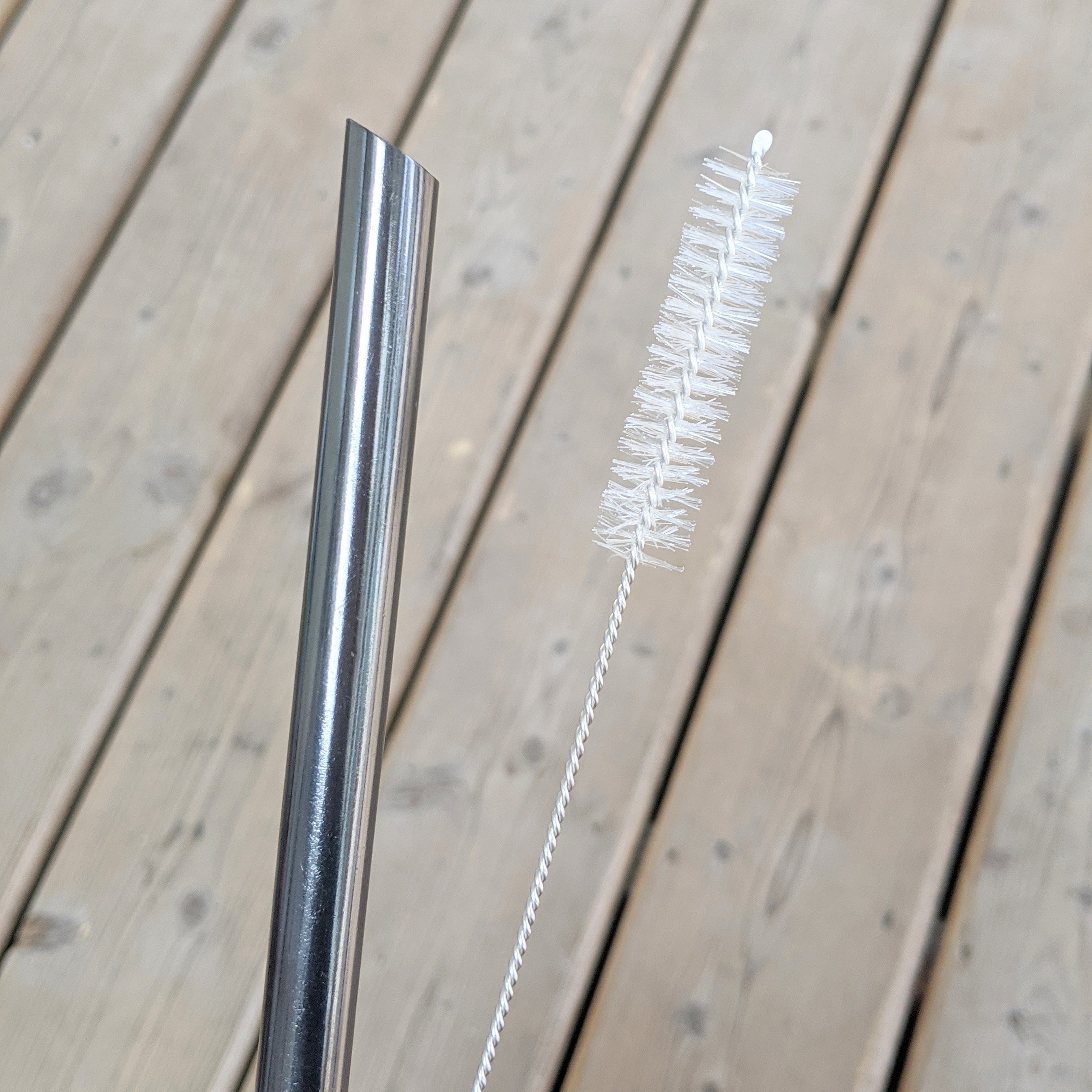 Stainless Steel Bubble Tea Straw