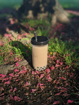 Homemade Bubble Tea Kit (Roasted Milk Tea)