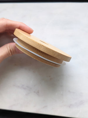 Replacement Bamboo Lid
