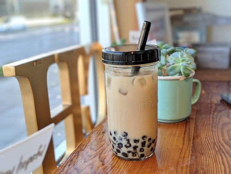 Reusable Bubble Tea Cup