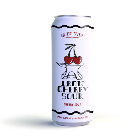 Iron Cherry Sour 473ml Can