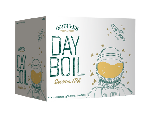 Dayboil Session IPA 12 Pack Bottles