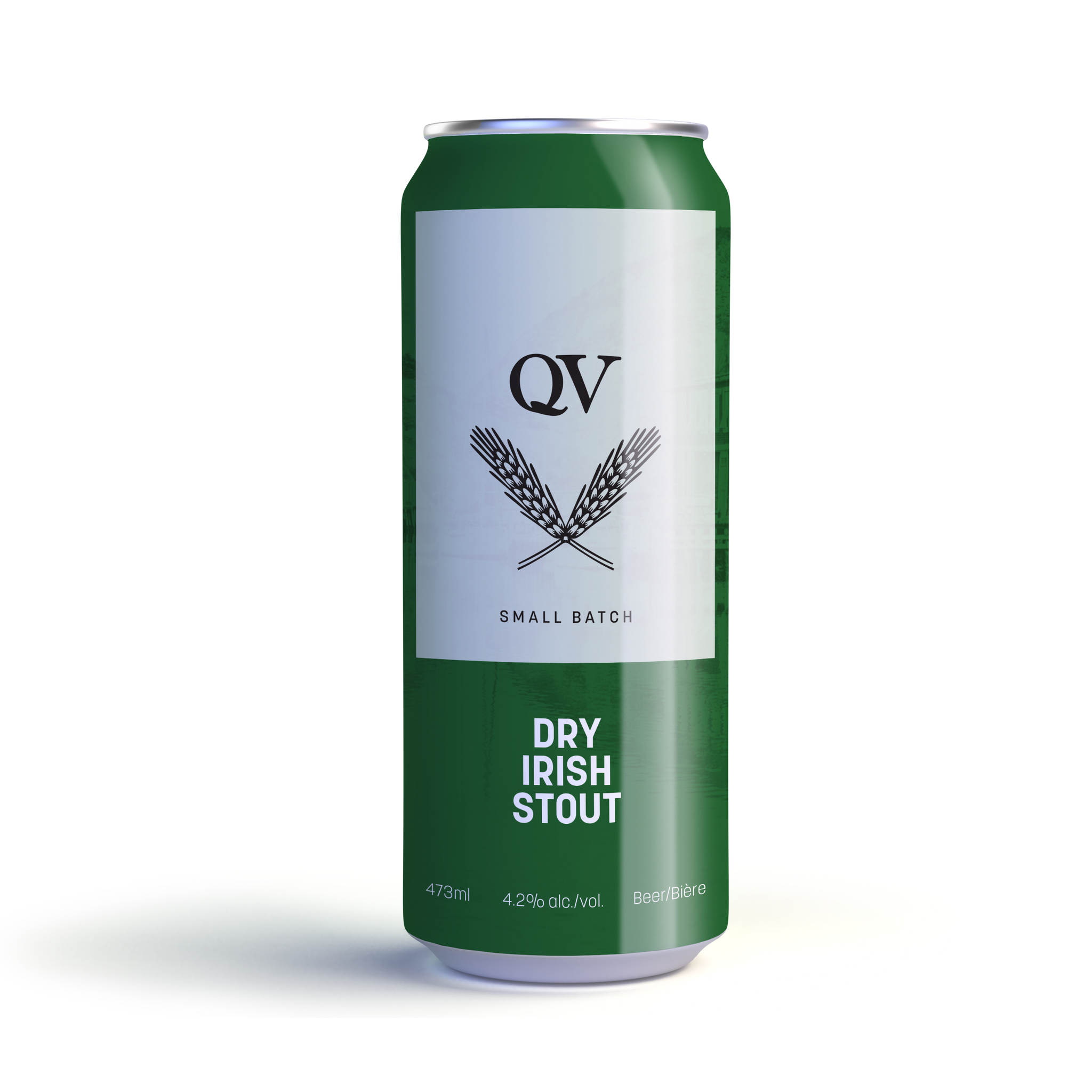 Dry Irish Stout 473ml Can (Home Delivery)