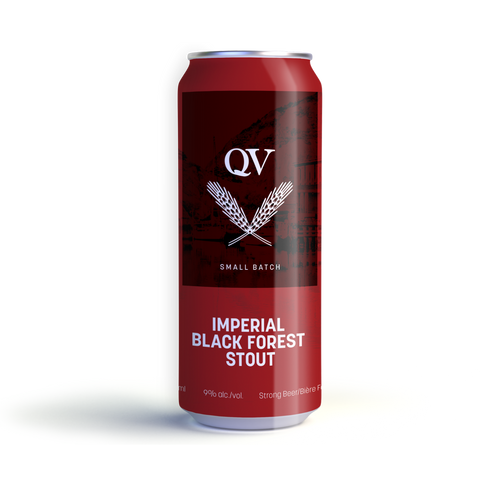 Imperial Black Forest Stout 473 mL Can