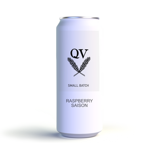 Raspberry Saison 473mL Can