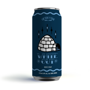 White Out Stout