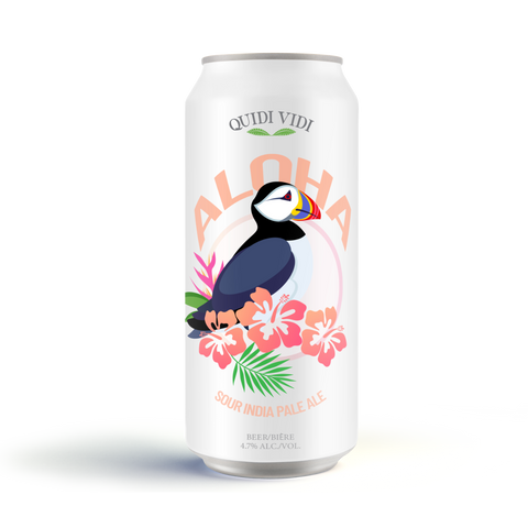 Aloha Sour IPA 473ml Can (Home Delivery)