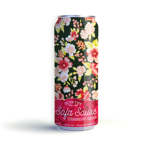 Sofa Sour - Strawberry Guava Creamsicle 473ml Can