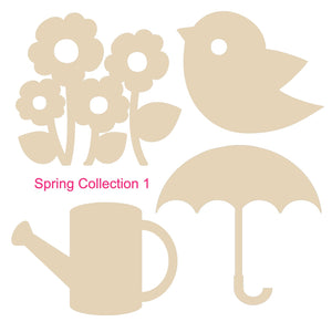 Spring Collection Bundle - 4 signs up to 12""