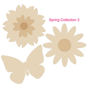 Spring Collection Bundle - 3 signs up to 6""