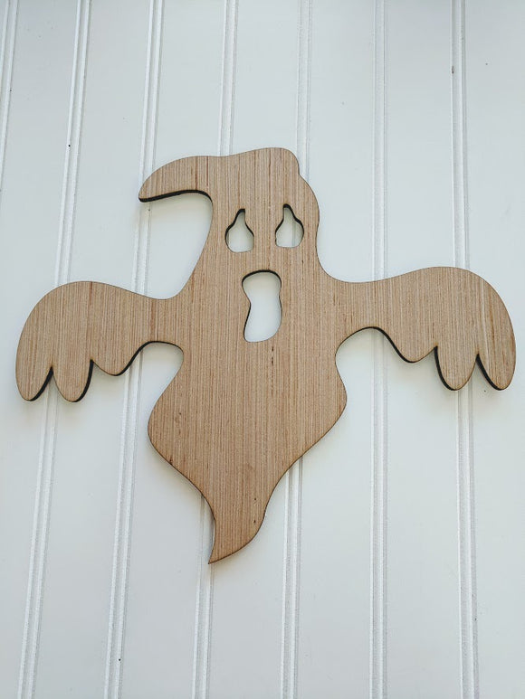 Flying Ghost Cutout