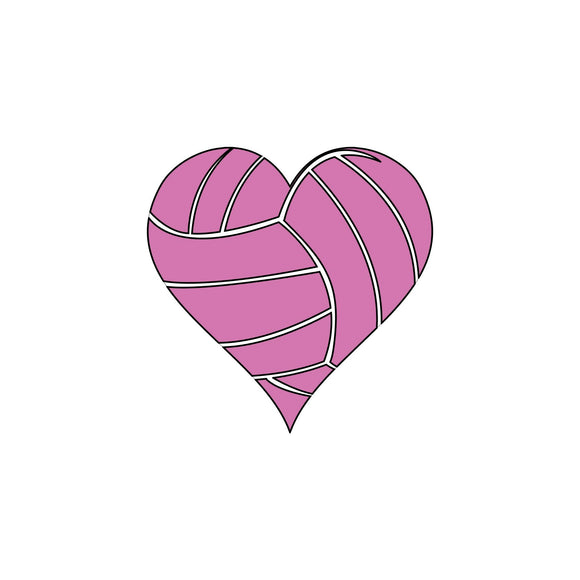 Heart Volley Ball