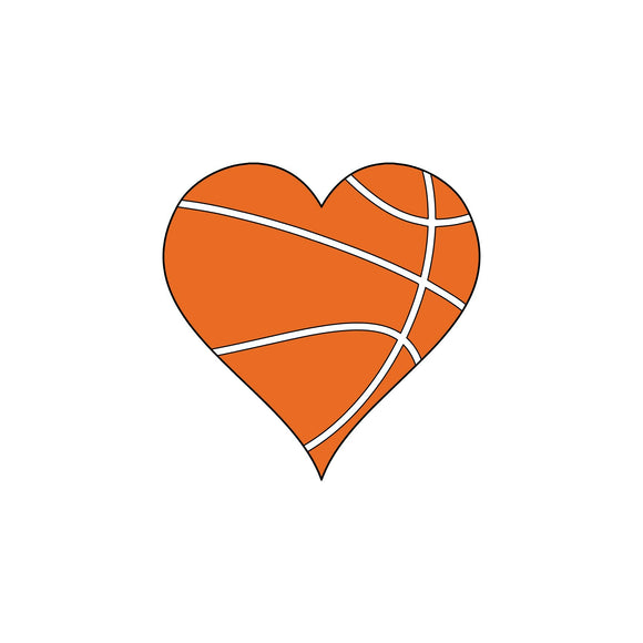 Heart Basketball All Sizes - 6