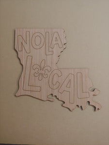 "Nola Local - 6"" up to 20"""