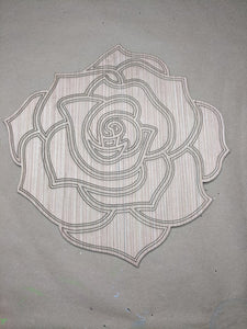 "Rose Cutout - 6"" up to 20"""