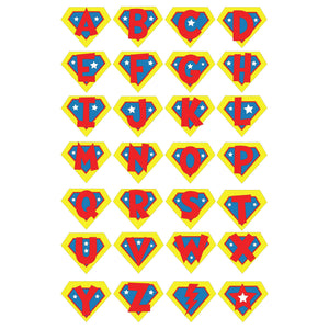 "Super Hero Letters - 6"" to 20"""
