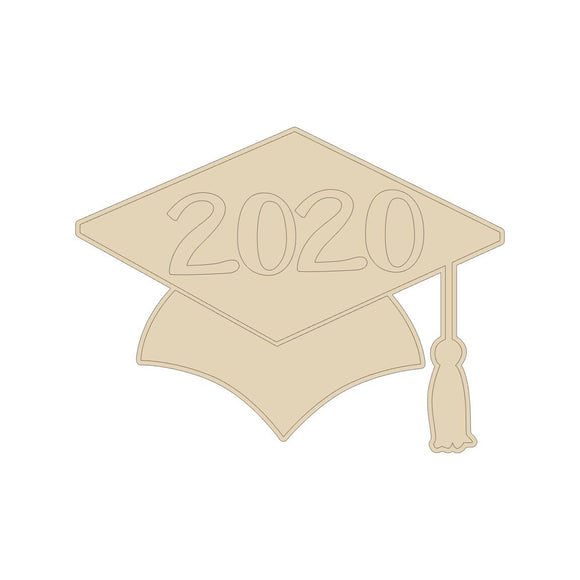 Graduation Cap 2020 Cutout