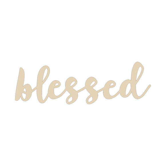 Blessed Cutout - 12