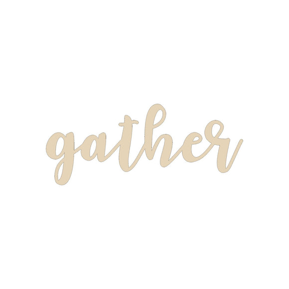 gather wood blank - 12
