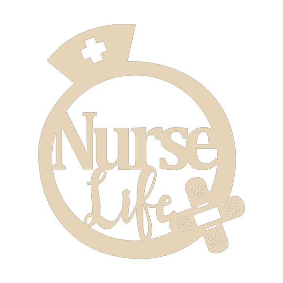 Nurse Life Door Hanger - 20