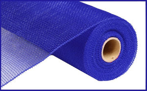 "10""X10yd Mesh - Royal Blue"