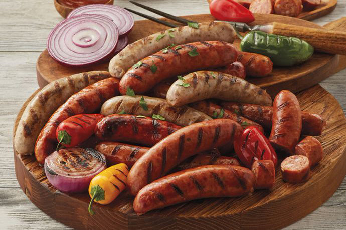 205 Kitchen Sausage Sampler