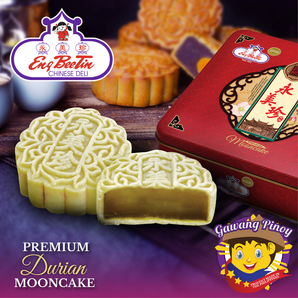 Eng Bee Tin Mooncake Durian