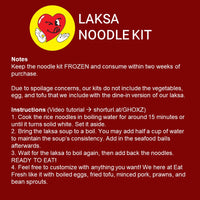 Eat Fresh Laksa Noodle Kit