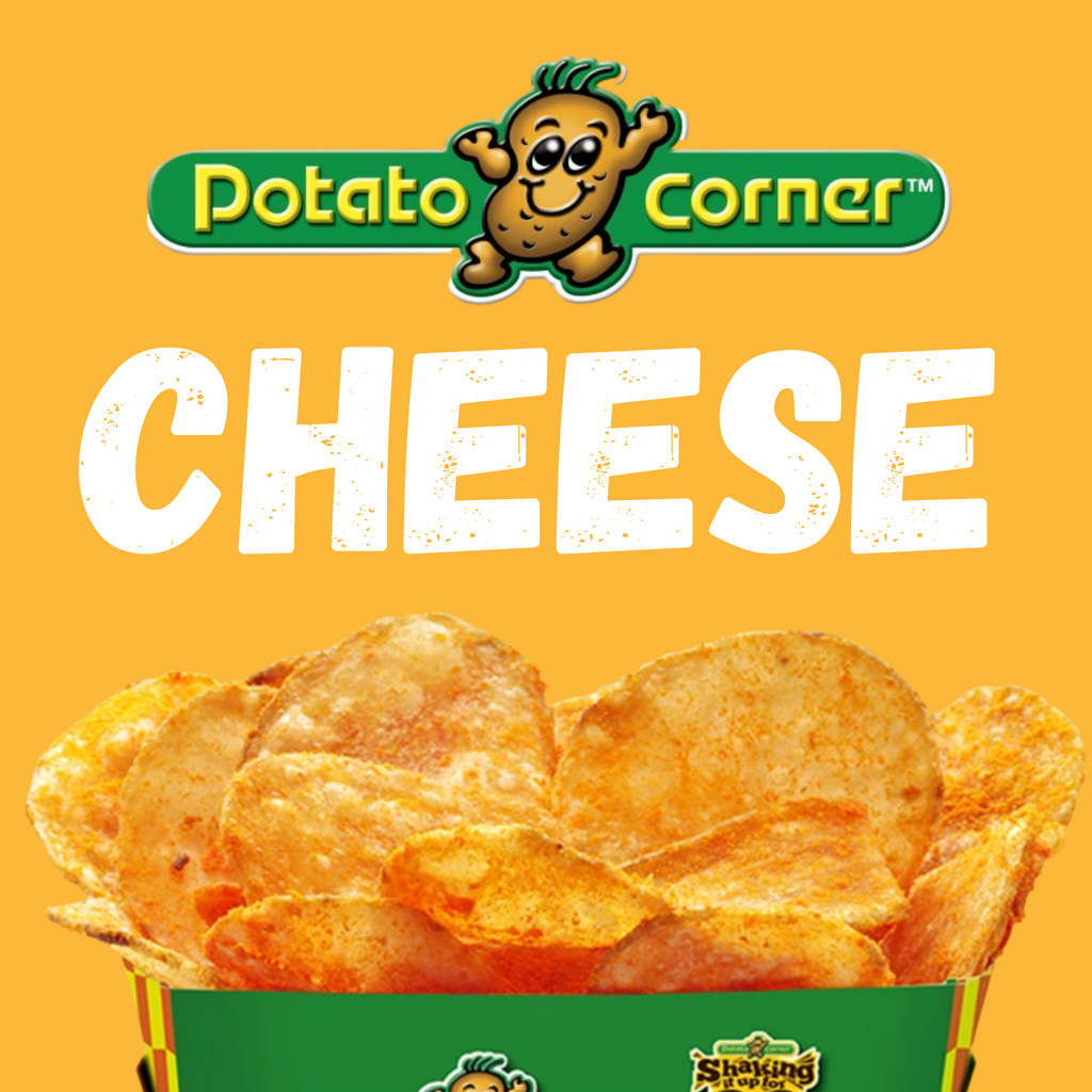 Potato Corner Jojos Cheese