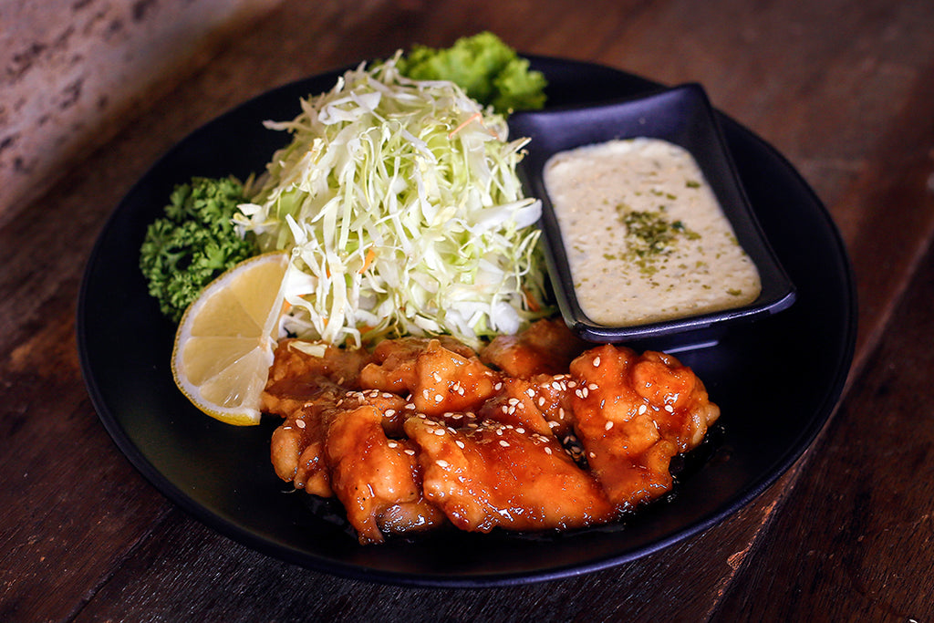 Chef Takashi Chicken Teriyaki