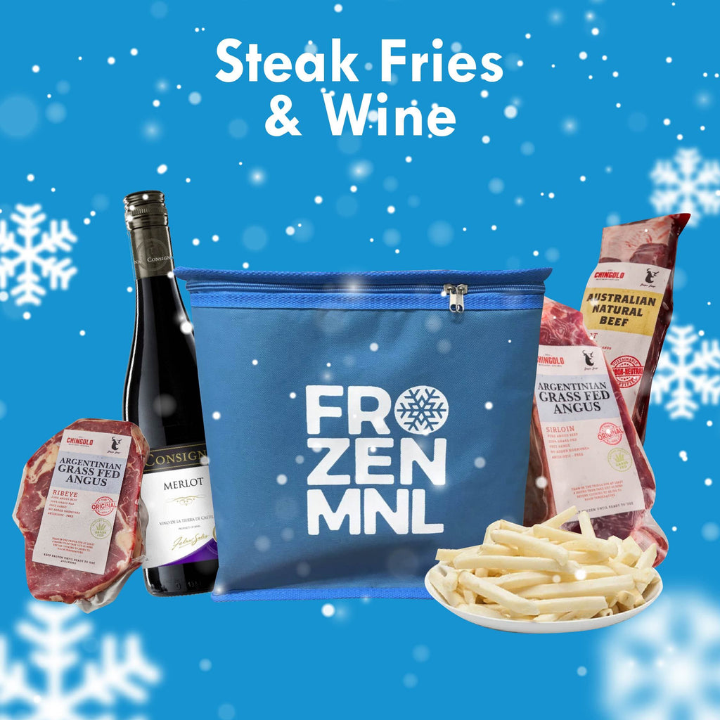 Bolzico Beef and Wine Festive Giveaways
