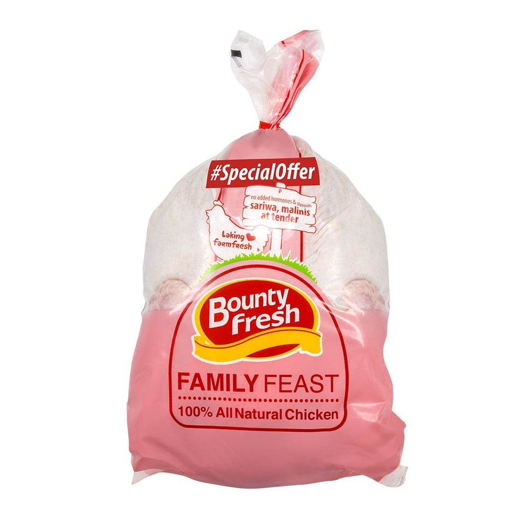 Bounty Fresh Family Feast Chicken