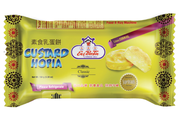 Eng Bee Tin Frozen Hopia Custard Classic