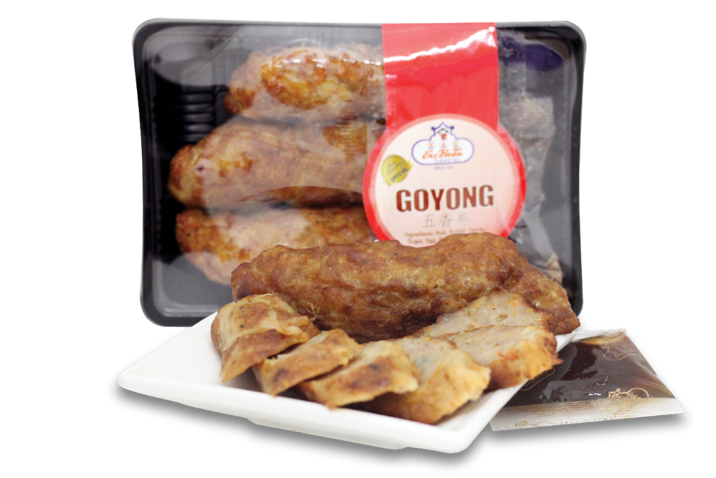 Eng Bee Tin Frozen Pork Goyong (Vacuum Packed)