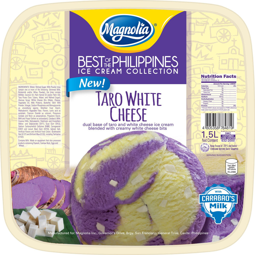 Magnolia Taro White Cheese 1.5L