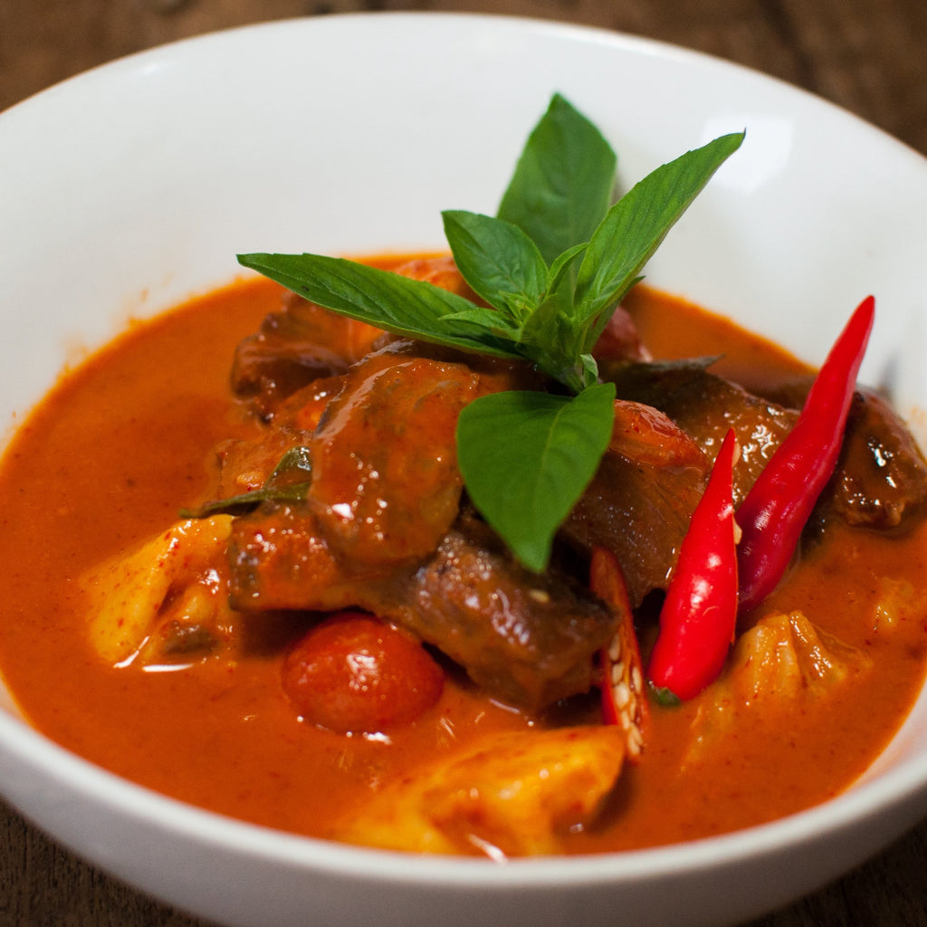 Sanphranthai Red Curry