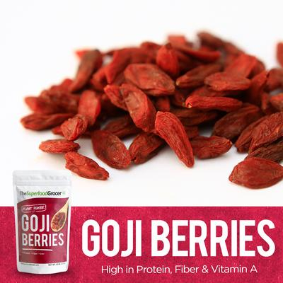 Superfood Grocer Goji Berries 227g