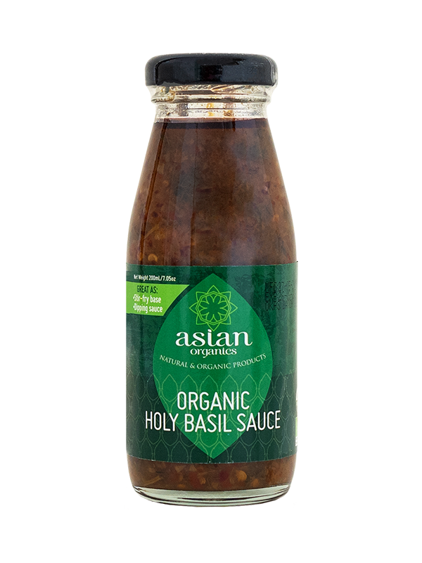 Asian Organics Holy Basil Sauce